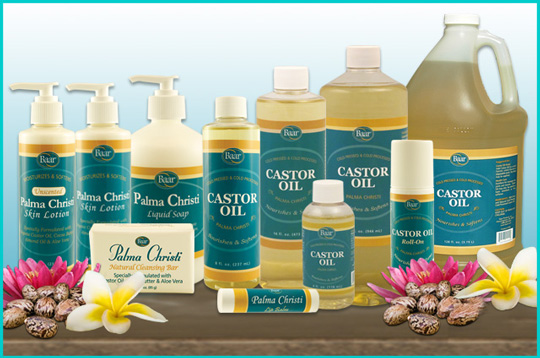 Baar Palma Christi Castor Oil Products